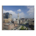 The Rose Kennedy Greenway of Boston, M Postcard