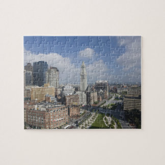 The Rose Kennedy Greenway of Boston, M Puzzle