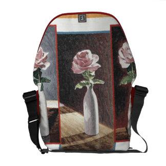 The Rose Messenger Bag
