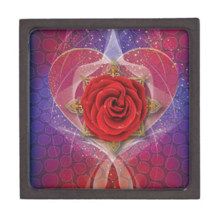 The Rose of Love Premium Trinket Boxes