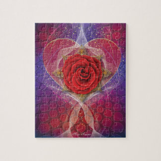 The Rose of Love Puzzles