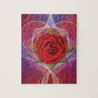 The Rose of Love Puzzle