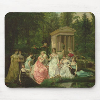 The Rose of Malmaison, c.1867 Mouse Pad