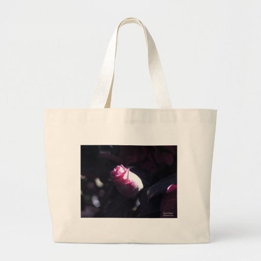 The Rose of Sharon Canvas Bags