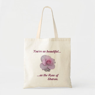 The Rose of Sharon Tote Bag