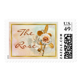 The Rose Postage Postage