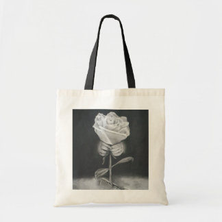 The Rose That Grew From Concrete Tote