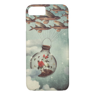 The Rose That Watnted To See The World iPhone 8/7 Case
