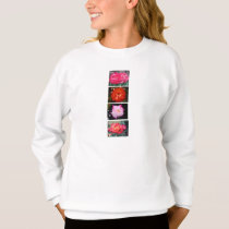 THE ROSES girls sweatshirt
