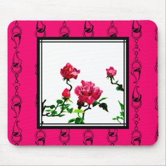 The Roses Mouse Pad