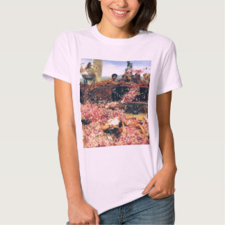 The Roses of Heliogabalus by Lawrence  Alma-Tadema Shirt