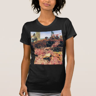 The Roses of Heliogabalus by Lawrence  Alma-Tadema T-shirts