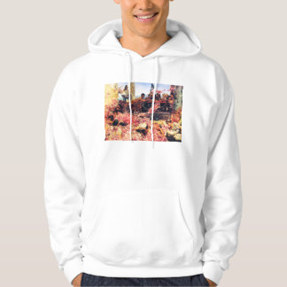 The Roses of Heliogabalus Hoodie