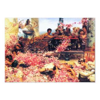 The Roses of Heliogabalus Invitations