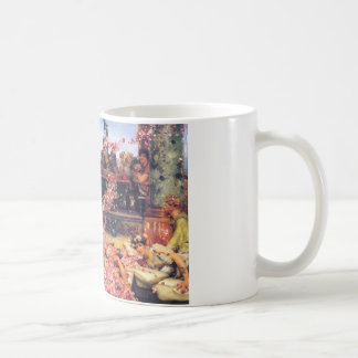 The_Roses_of_Heliogabalus - Lawrence Alma-Tadema.j Coffee Mug