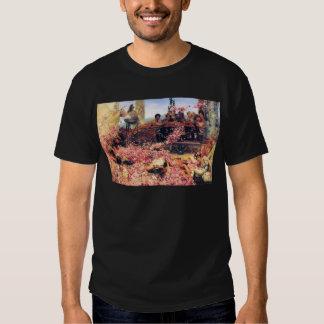 The_Roses_of_Heliogabalus - Lawrence Alma-Tadema.j Tee Shirts
