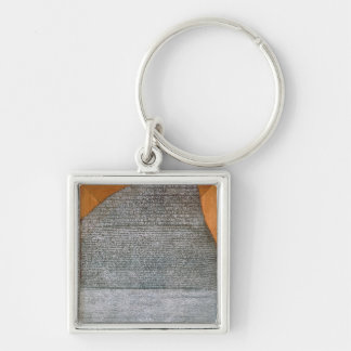 The Rosetta Stone, from Fort St. Julien, Keychain