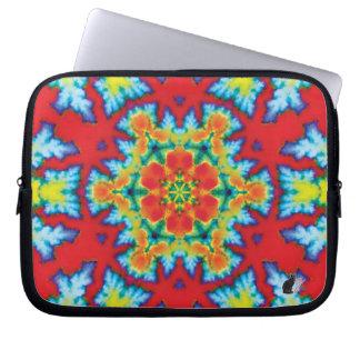 The Rosey Kaleidoscope Laptop Sleeve