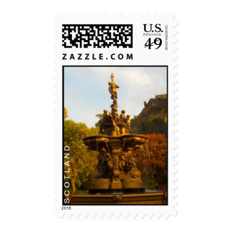 The Ross Fountain Stamp