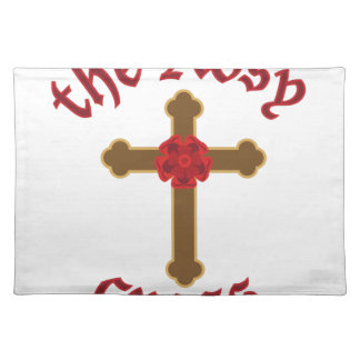 The Rosy Cross Cloth Placemat