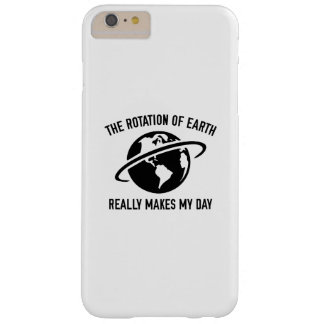 The Rotation Of The Earth Barely There iPhone 6 Plus Case