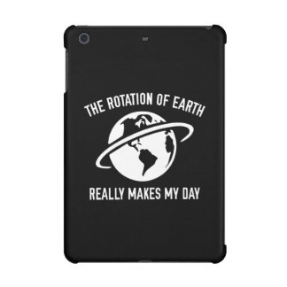 The Rotation Of The Earth iPad Mini Retina Cover