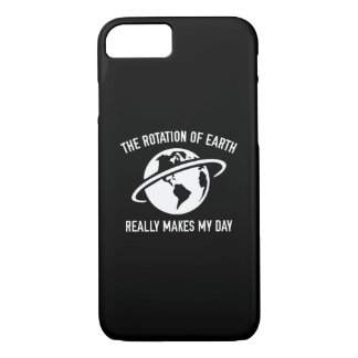 The Rotation Of The Earth iPhone 8/7 Case