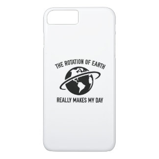 The Rotation Of The Earth iPhone 8 Plus/7 Plus Case