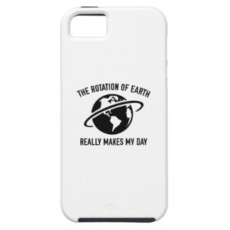 The Rotation Of The Earth iPhone SE/5/5s Case