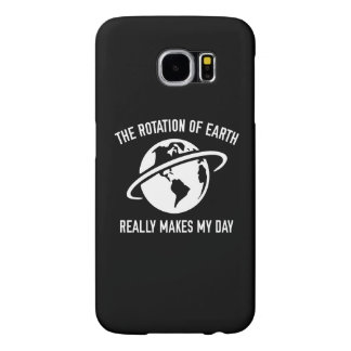 The Rotation Of The Earth Samsung Galaxy S6 Case