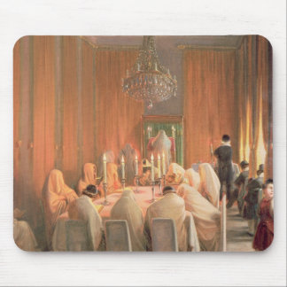 The Rothschild Family at Prayer Mouse Pad