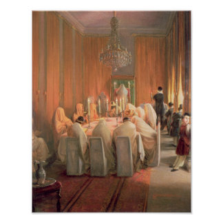 The Rothschild Family at Prayer Posters