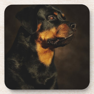 The Rotty Beverage Coaster
