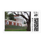 The Rotunda...the Heart of the Academical Village Postage Stamp