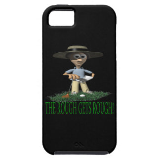 The Rough Gets Rough iPhone 5 Case
