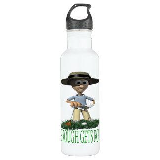 The Rough Gets Rough 24oz Water Bottle