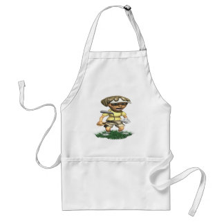 The Rough Is Rough Adult Apron