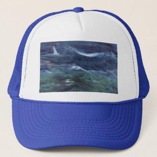 THE ROUGH SEA TRUCKER HAT