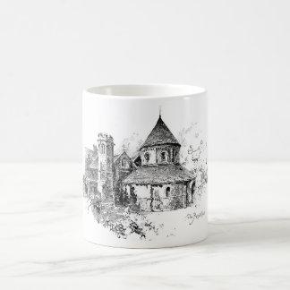 The Round Church Coffee Mug