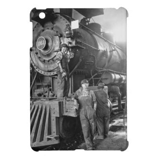 The Roundhouse Gals Vintage Locomotive Case For The iPad Mini