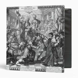 The Rout and Confusion of the Jansenists Binder