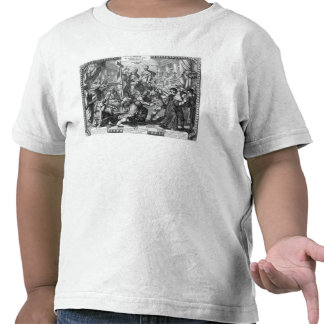 The Rout and Confusion of the Jansenists Tees
