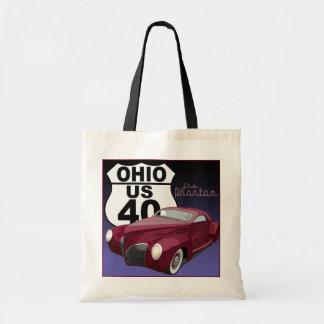 The Route 40 Phantom Budget Tote Bag