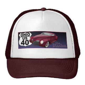 The Route 40 Phantom Trucker Hat