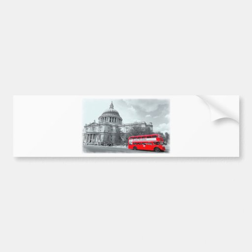 The Routemaster Final.jpg Bumper Stickers
