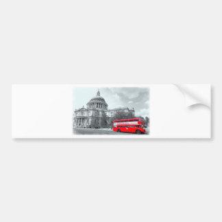 The Routemaster Final.jpg Car Bumper Sticker