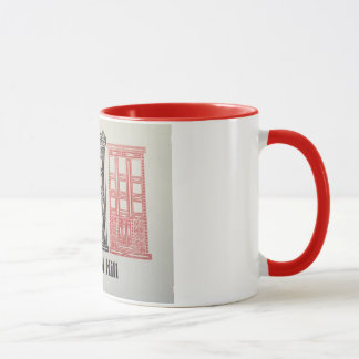 The Row Houses of Capitol Hill Mug