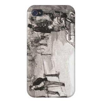 The Row - Morning iPhone 4/4S Covers