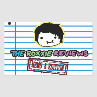 The Roxxie Reviews Sticker
