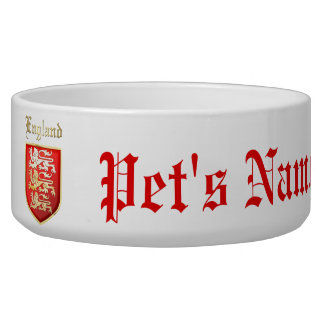 The Royal Arms of England Bowl